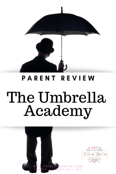 Umbrella Academy for kids