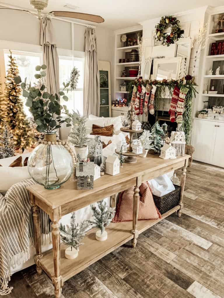 Christmas Home Tour with Christmas Decor