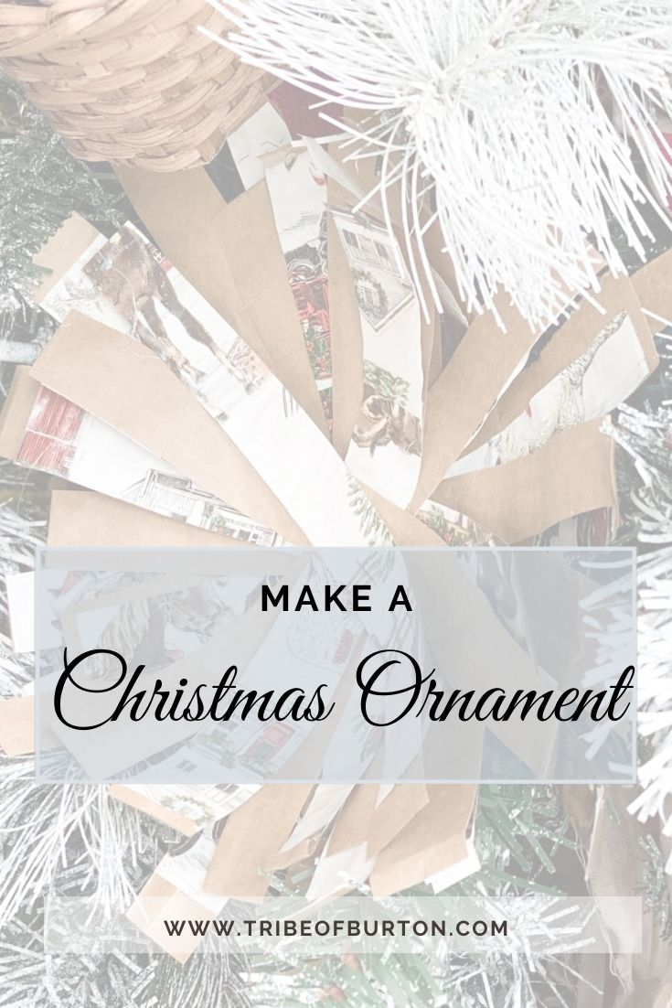 Make a Christmas Ornament