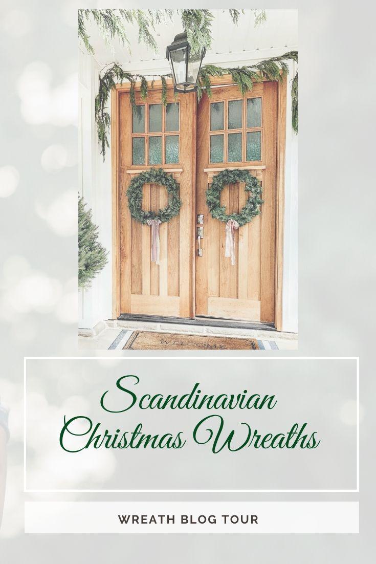 Scandinavian Christmas Wreaths