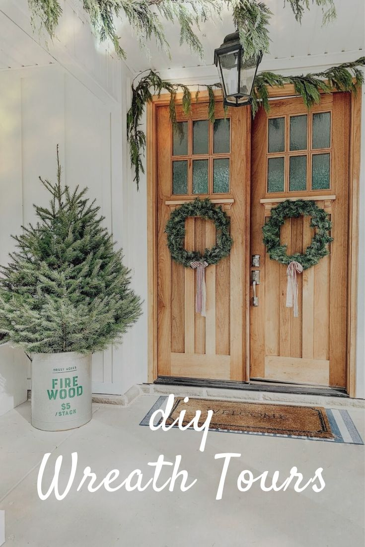 DIY Wreath Blog Tour